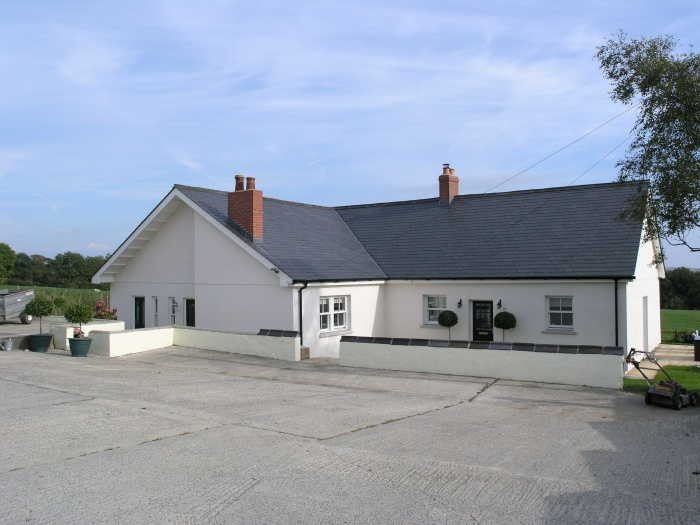 103 acre Carmarthenshire Stock Farm