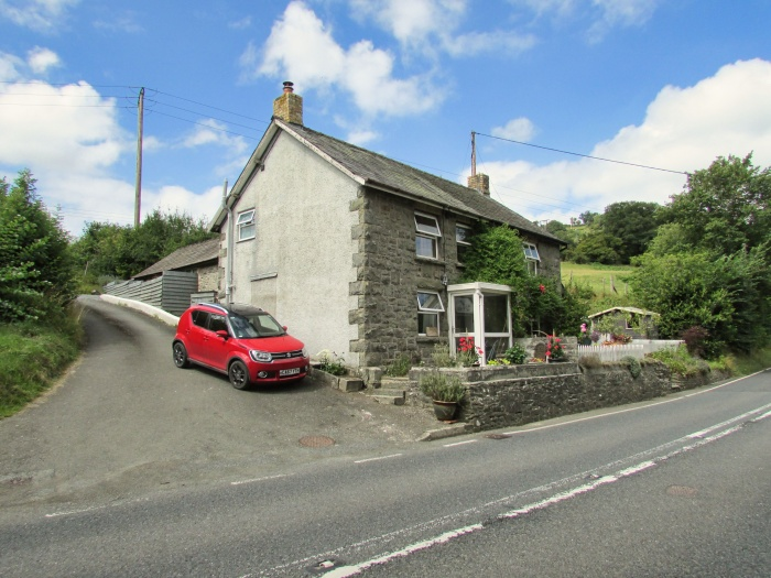 Stone Cottage in the Upper Wye Valley